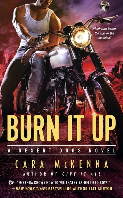 Burn It Up: A Desert Dogs Novel