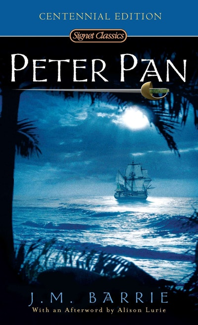 Book Cover:  Peter Pan