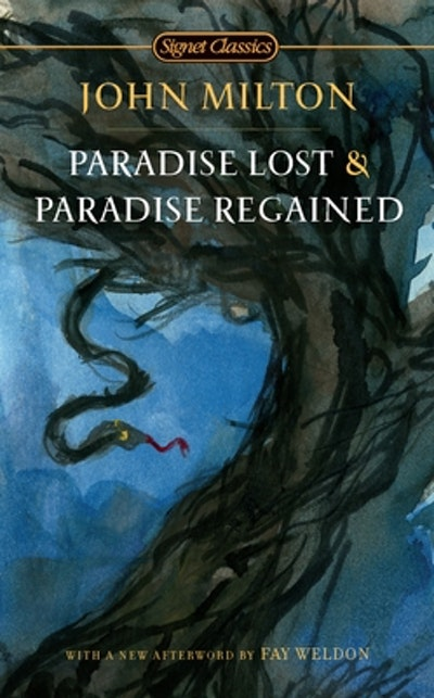 Book Cover:  Paradise Lost And Paradise Regained