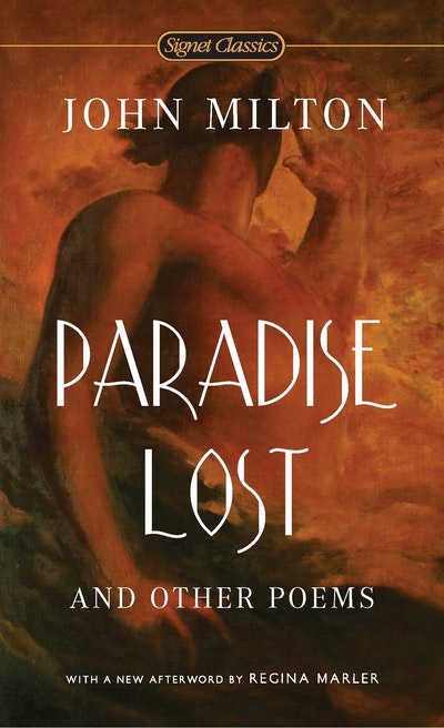 Book Cover:  Paradise Lost And Other Poems