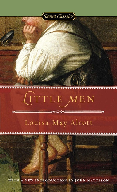 Book Cover:  Little Men