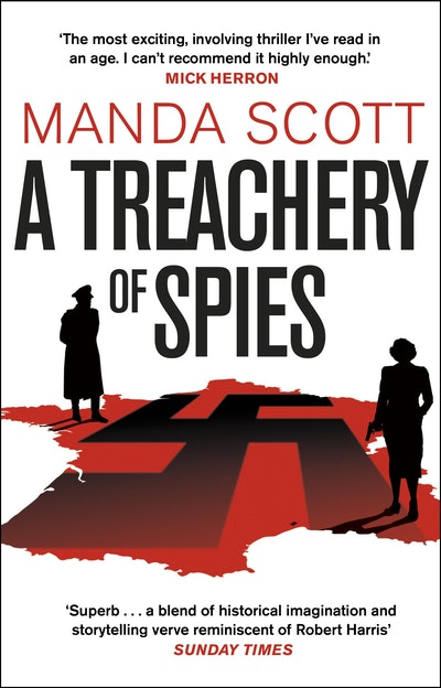 A Treachery of Spies