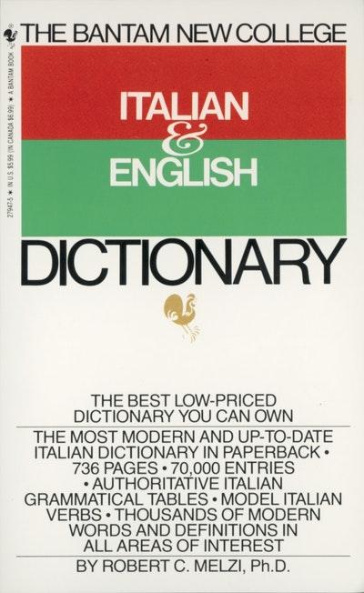 Bantam Italian/English Dictionary