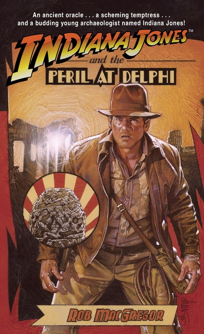Indiana Jones & Peril In Delph
