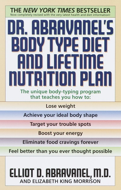 Dr. Abravanel's Body Type Diet & Lifetime Nutrition Plan