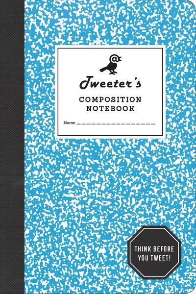 Tweeter's Composition Notebook