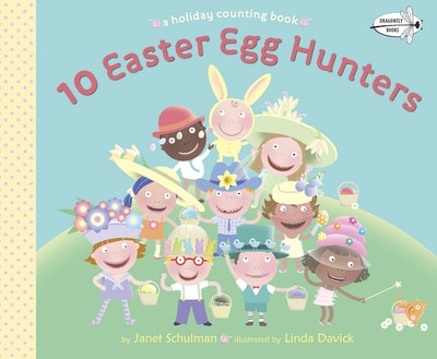 10 Easter Egg Hunters