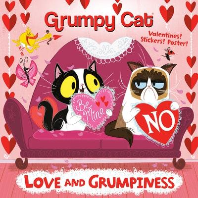 Love and Grumpiness (Grumpy Cat)