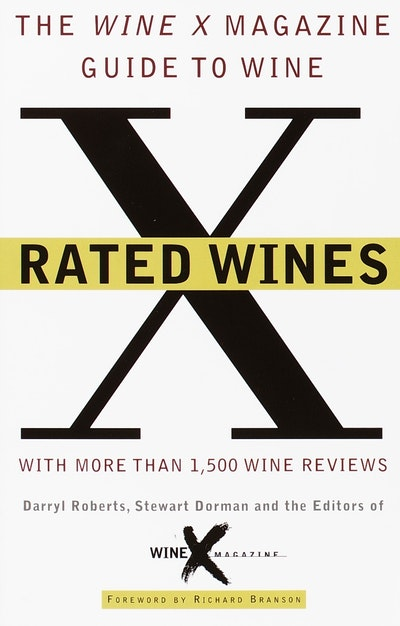 X Rated Wines