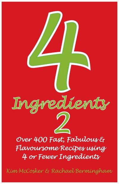 4 Ingredients 2 Cookbook