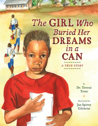 The Girl Who Buried Her Dreams in a Can