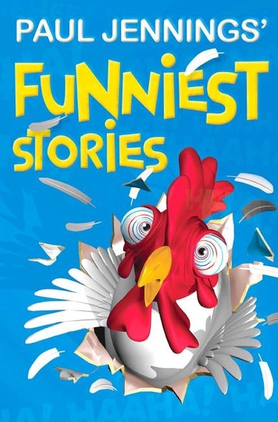 Book Cover:  Paul Jennings' Funniest Stories