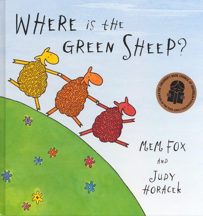 Book Cover:  Where is The Green Sheep?