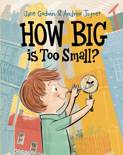 Book Cover:  How Big is Too Small?