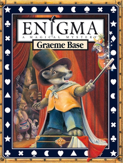 Book Cover:  Enigma