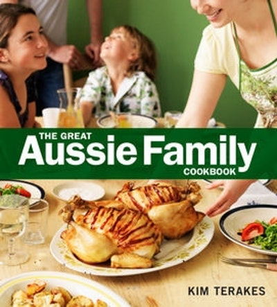 Book Cover: The Great Aussie Family Cookbook