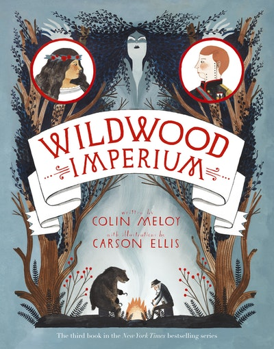 Book Cover:  Wildwood Imperium