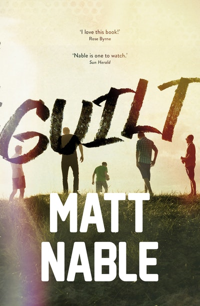Book Cover:  Guilt