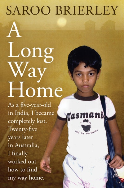 Book Cover: A Long Way Home