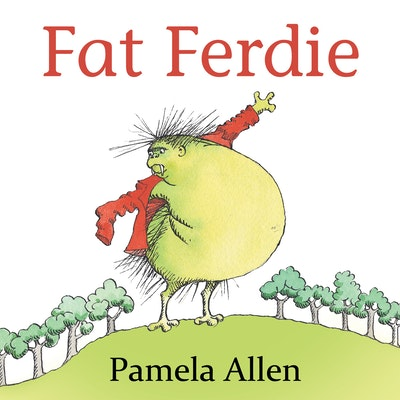Book Cover:  Fat Ferdie