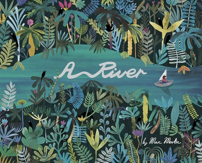 Book Cover:  River, A
