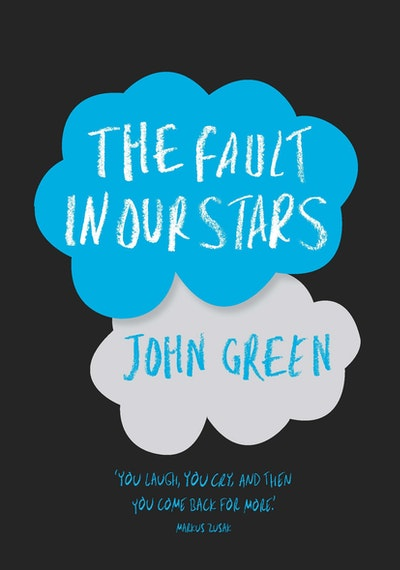 Book Cover:  Fault In Our Stars, The