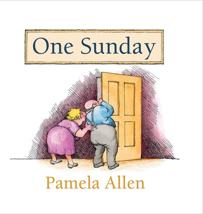 Book Cover:  One Sunday