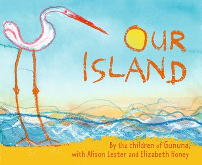 Book Cover:  Our Island