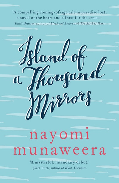 Book Cover:  Island of a Thousand Mirrors