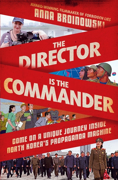 Book Cover: The Director is the Commander