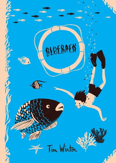 Book Cover:  Blueback: Australian Children's Classics