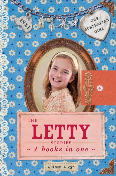 Book Cover:  Letty Stories, The