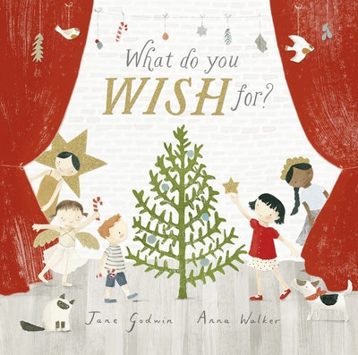 Book Cover:  What Do You Wish For?