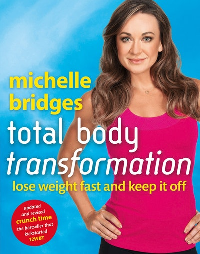 Book Cover:  Michelle Bridges' Total Body Transformation