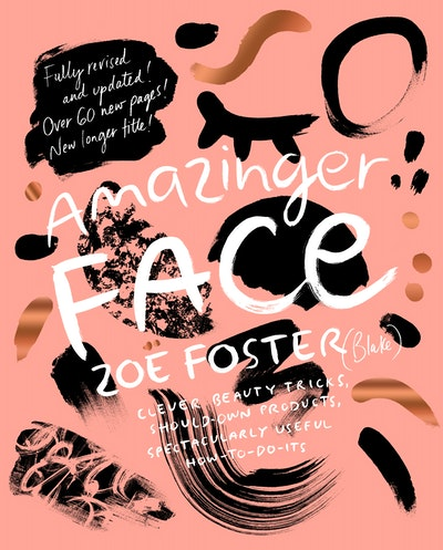 Book Cover:  Amazinger Face