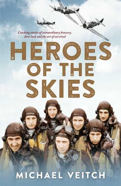 Book Cover:  Heroes of the Skies
