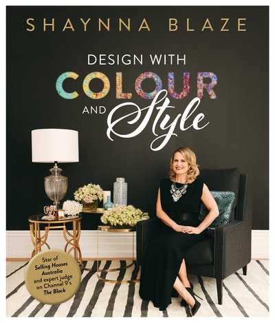 Book Cover:  Design with Colour and Style