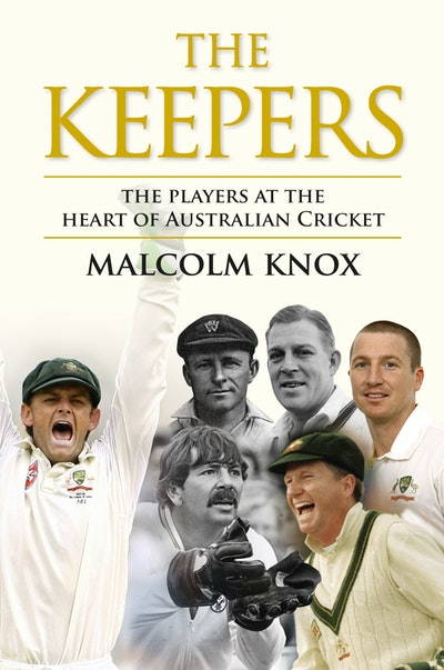 Book Cover: The Keepers