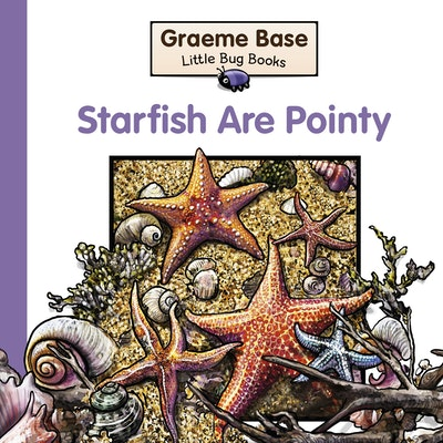 Book Cover:  Little Bug Books: Starfish are Pointy