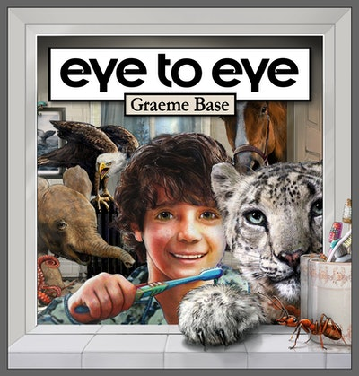 Book Cover:  Eye To Eye