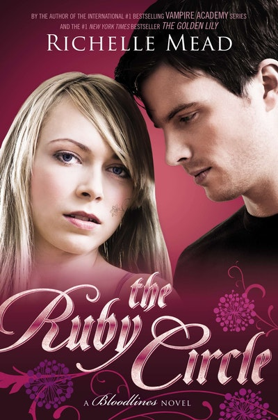 Book Cover: The Ruby Circle: Bloodlines Book 6