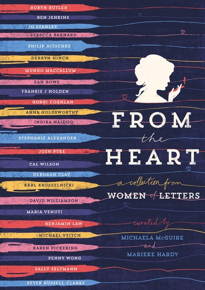Book Cover:  From the Heart: Women of Letters