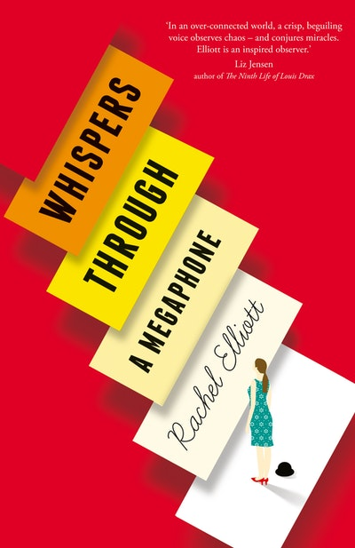 Book Cover:  Whispers Through A Megaphone