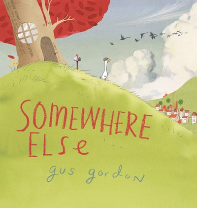 Book Cover:  Somewhere Else