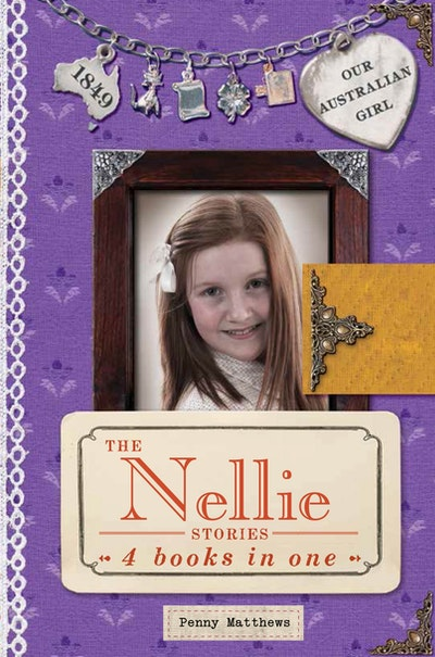 Book Cover: The Nellie Stories