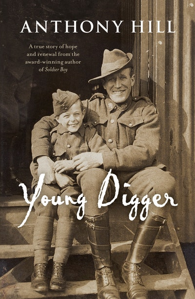 Book Cover:  Young Digger