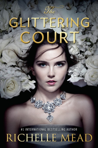 Book Cover: The Glittering Court