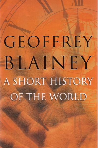 Book Cover:  Short History Of The World, A