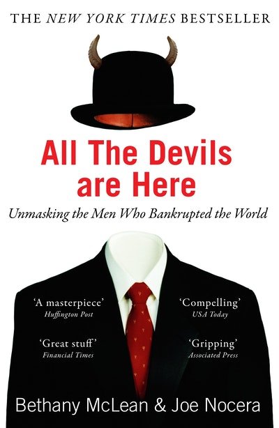Book Cover:  All The Devils Are Heree World