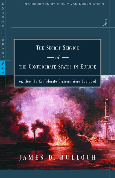 Secret Service Of Confed Europe